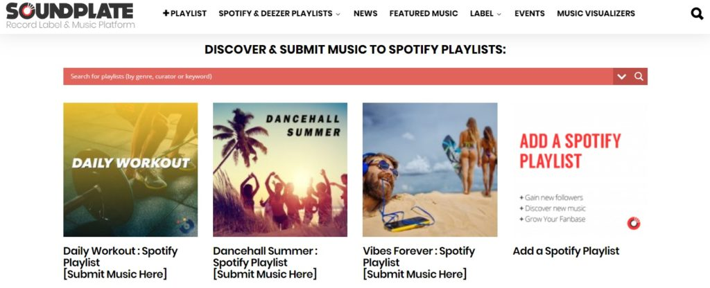 14 Ways to Find The Contact Information of Spotify Playlist